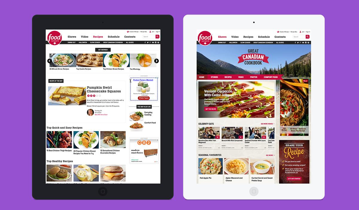 Food Network Canada Therealdavies